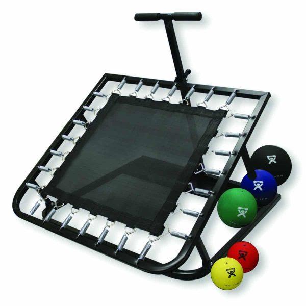 Adjustable Ball Rebounder Set