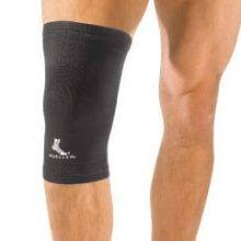 Mueller Sports Medicine Elastic Knee Support, Black