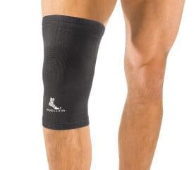 Mueller Sports Medicine Elastic Knee Support, Black
