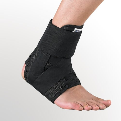 LP Ankle Brace With Straps