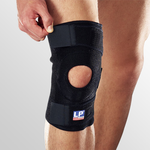 LP One Size Open Patella Knee Support