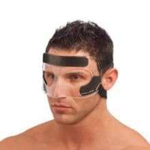 The Mueller Sports Medicine Face Guard. Face Guard. Basketball Injuries to the face can be relatively severe.