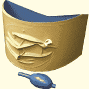 DryPro Waterproof Ostomy Protector