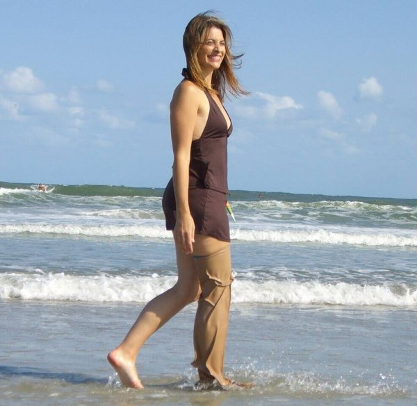 DryPro Waterproof Prosthetic Leg Cover