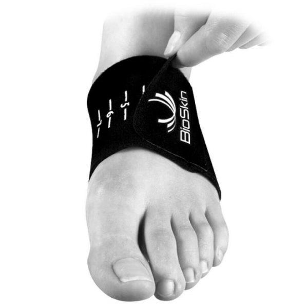 Bio Skin Calibrated Midfoot Compression Wrap