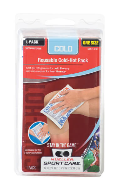 Mueller Sports Medicine Reusable Cold/Hot Pack