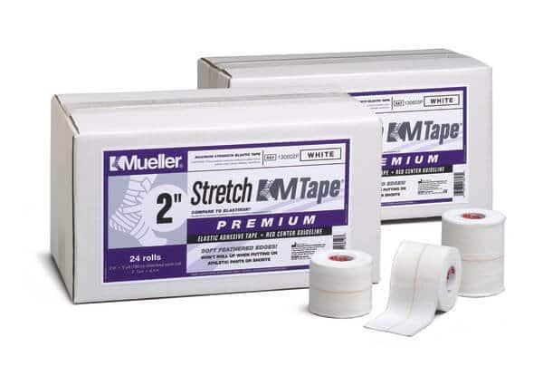 Mueller Sports Medicine Stretch MTape Premium