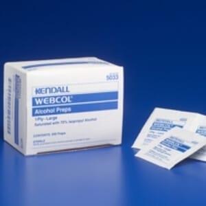 WebCol Alcohol Preps