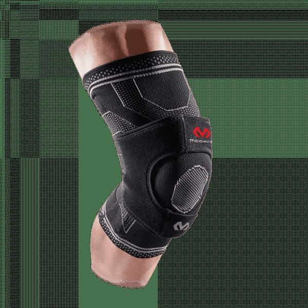 McDavid Elite Engineered Elastic Dual Wrap Knee Brace