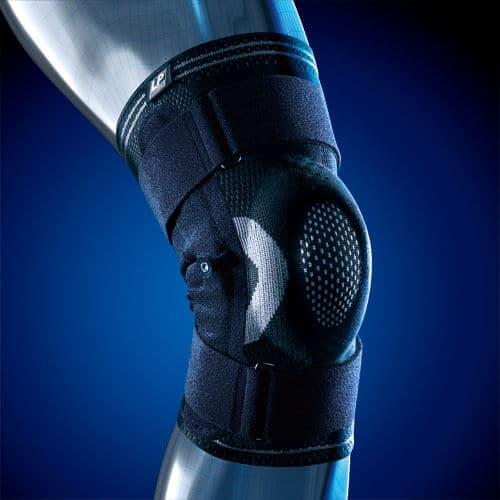 LP X-Tremus Hinged Knee Brace