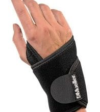 Mueller Sport Care Adjustable Wrist Support Wrap