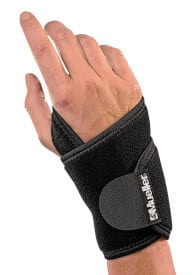 Mueller Sport Care Adjustable Wrist Support Wrap