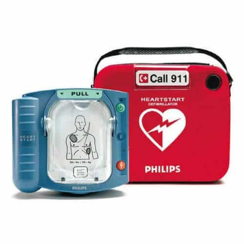 heartstart defibrillator