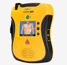 Defib Lifeline View AED