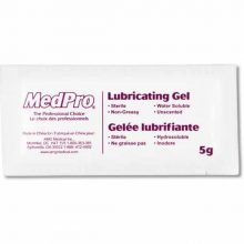 MedPro lubricating gel - 3.5g pouch